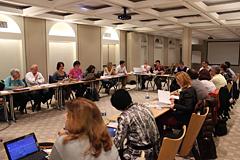 EDSA Board members at the Annual Meeting 2013 in Paris