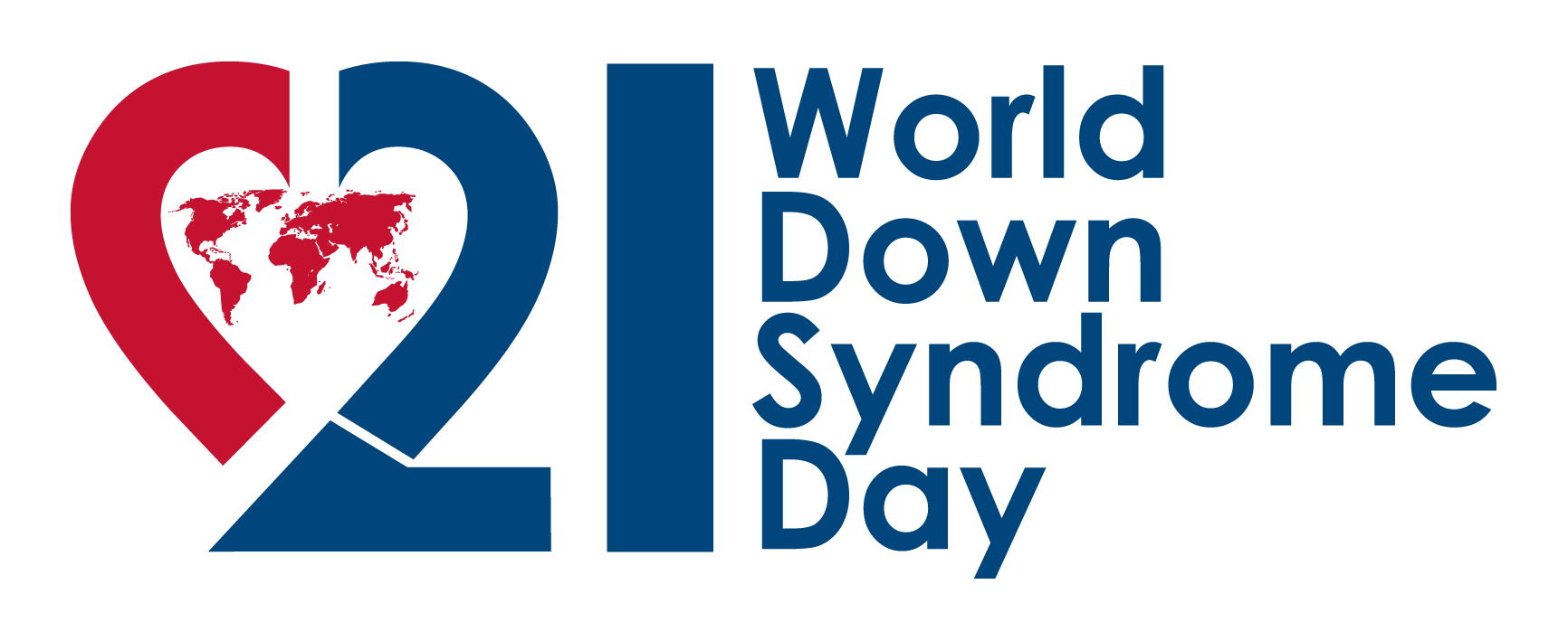 Logo World Down Syndrome Day