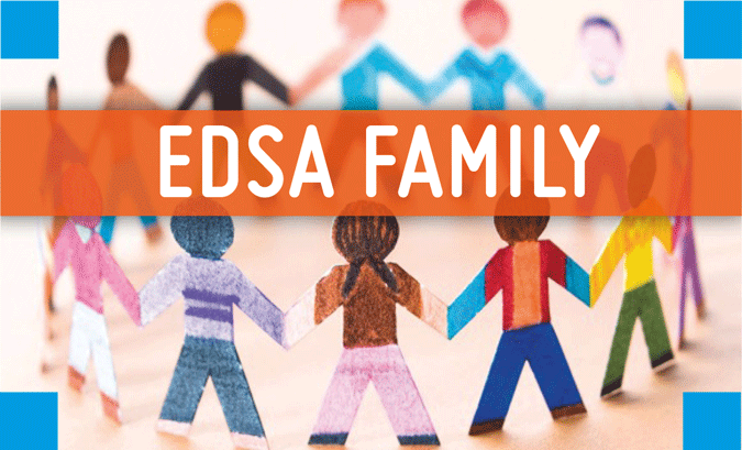 EDSA Family Exchange Programme – Visual