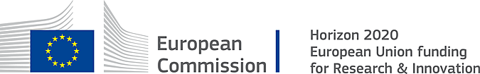 Logo European Commission Horizon 2020