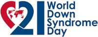 Logo World Down Syndrome Day