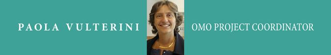 Paola Vulterini, OMO project coordinator