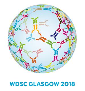 Logo WDSC Glasgow 2018