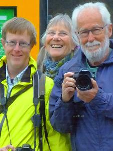 David, Marian and Erik de Graaf