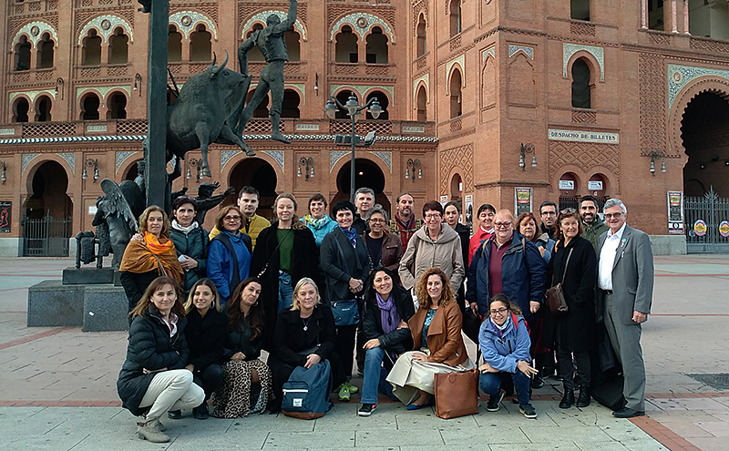 EDSA board members in Madrid
