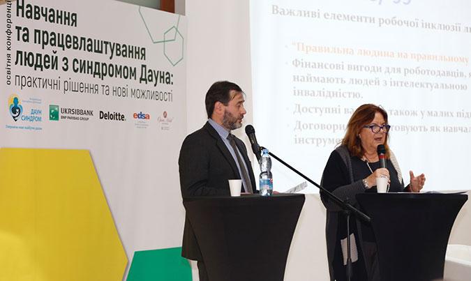 Speaker Anna Contardi