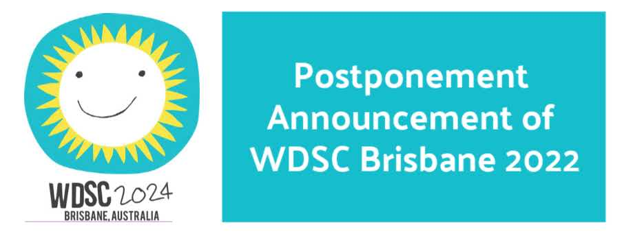 Postponement Announcement of WDSC Brisbane 2020