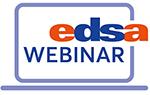 Logo EDSA webinars