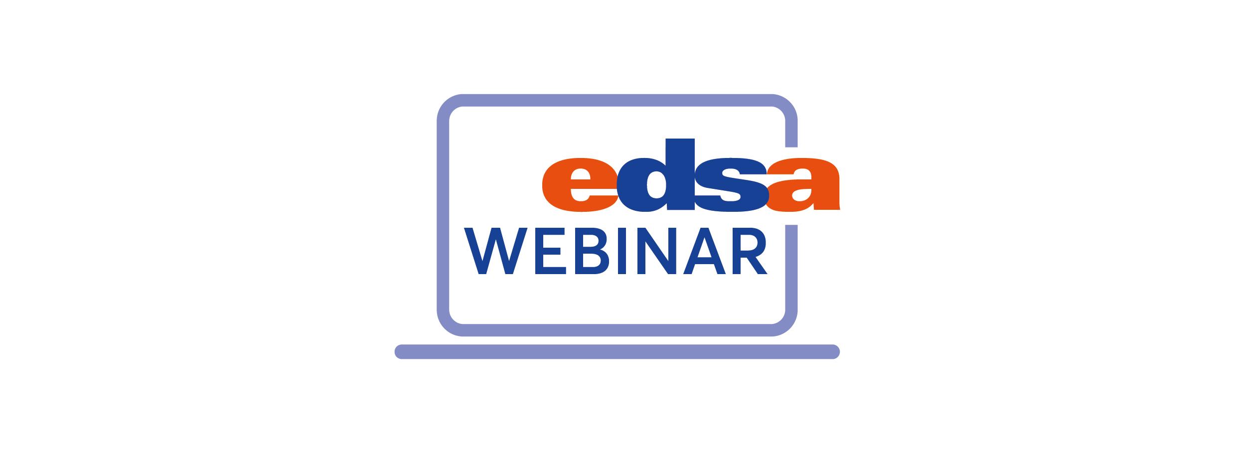 LOgo EDSA Webinar