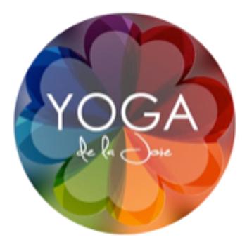 Logotype Yoga de la joie
